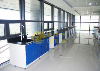 Glare surface / matte surface laboratory countertops 1.5 meter for university