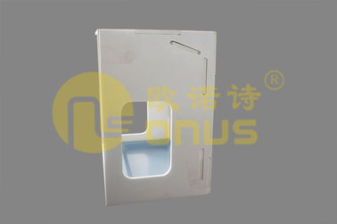 China Monolithic fume hood lining sheet supplier