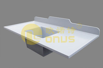 Laboratory Work Surfaces epoxy undermount sink White Durability
