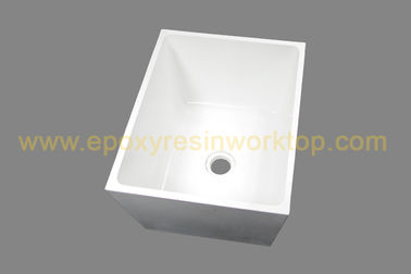 China Epoxy installing undermount sinks supplier