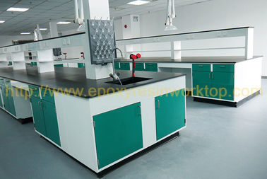 Cuttable science lab furniture strong acid  resistance , lab counter tops