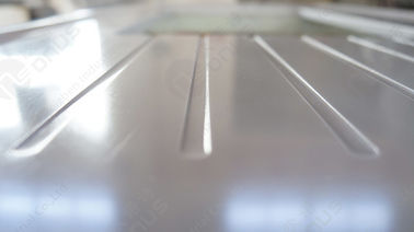 Epoxy Resin Laboratory Chemical Resistant Table Tops With The Grooves For Laboratory Work Benches