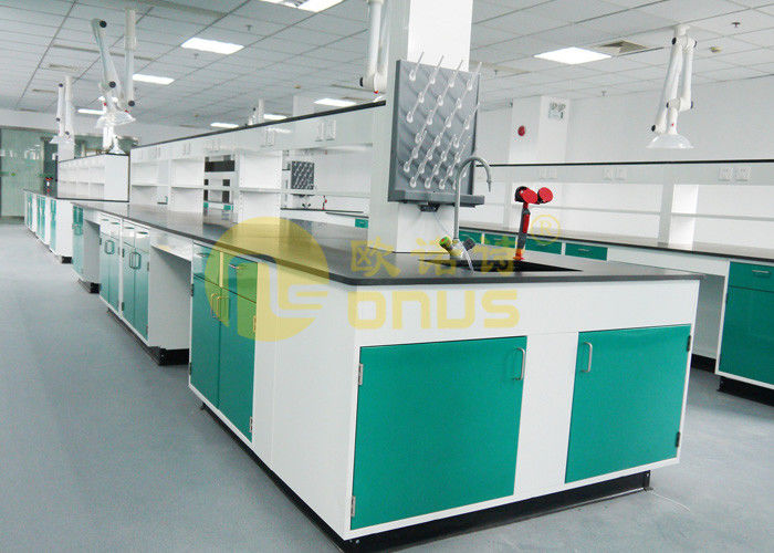 Epoxy Resin Basin Station chemical resistant countertops / lab
