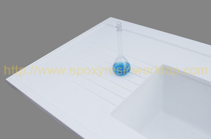 Epoxy Resin Laboratory Bench Top Contamination And Bacterial Resistance