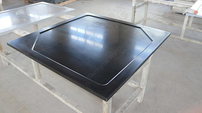 Epoxy Resin Lab Countertops , Laboratory Table Tops With Resist Heat