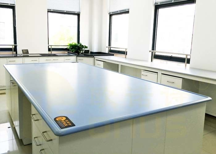 Thickness 25mm Epoxy Resin Worktop With No Joints Large Operate Space