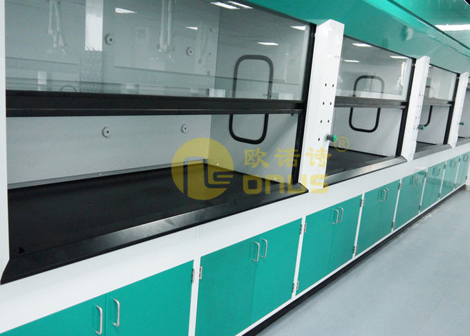 32mm Marine Edge Laboratory Worktops Heat / Moisture Resistance Customized Color