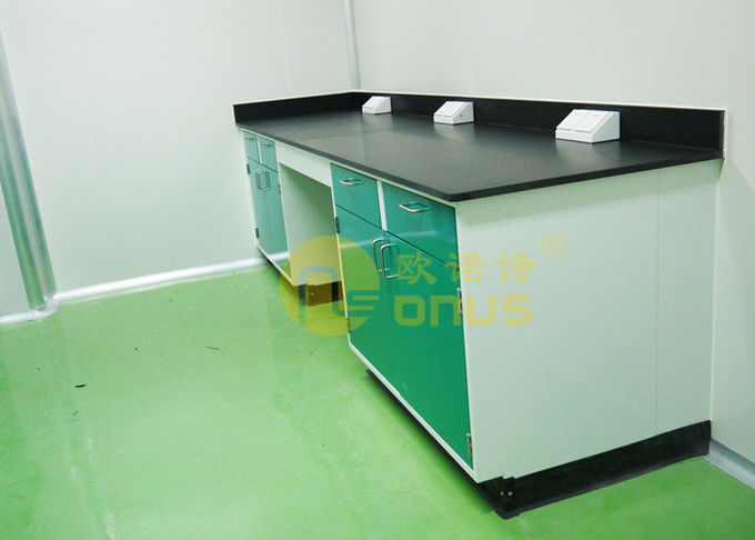 School Laboratory Epoxy Resin Lab Countertops Heat And Corrosion Resistance