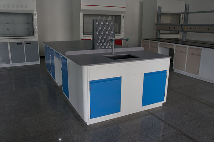 Laboratory work surfaces bench top