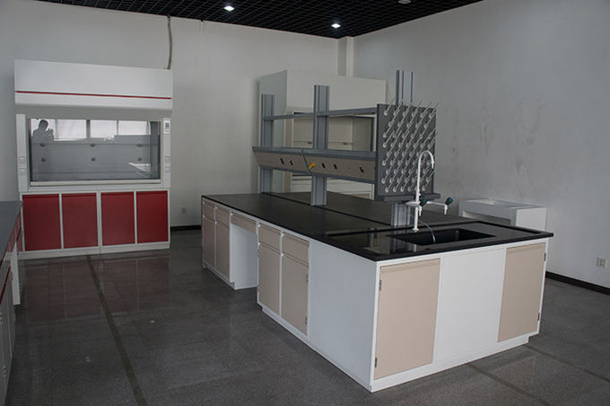 Acid resistant laboratory sinks with Monolithic , drop in sinks