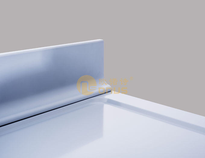 Laboratory 19mm Thick Epoxy Resin Worktop / Chemical Resistant Countertops